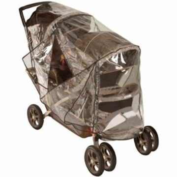 Jeep Deluxe Tandem Stroller Weather Shield