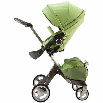 Stokke XPLORY Basic Stroller in Light Green