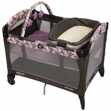 Graco Pack 'N Play Playard with Reversible Napper and Changer - Adaline