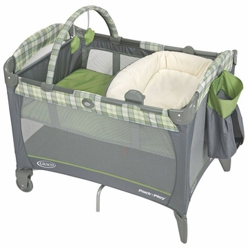 Graco Pack 'N Play Playard with Reversible Napper and Changer - Roman