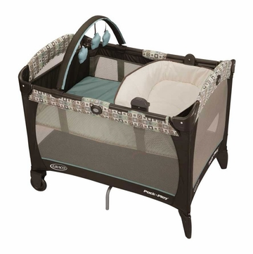 Graco Pack 'N Play Playard with Reversible Napper and Changer - Soho Square