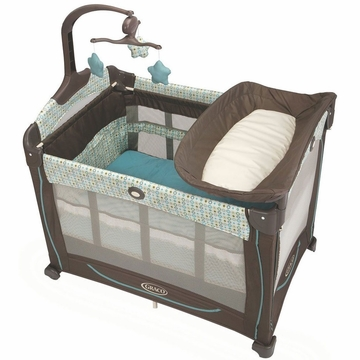Graco Pack 'N Play Element with Stages Playard - Oasis