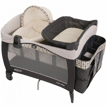 Graco Pack 'N Play  Newborn Napper Elite - Vance