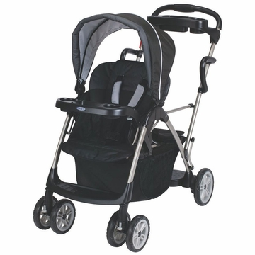 Graco RoomFor2 Stand & Ride Stroller - Metropolis