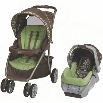 Graco Dynamo Lite Travel System - Shout