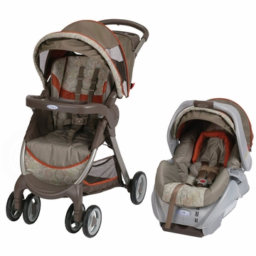 Graco FastAction Fold Travel System - Forecaster