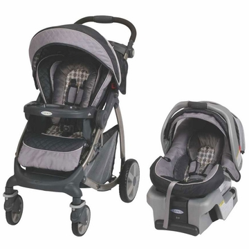 Graco Stylus Travel System Deluxe - Vance