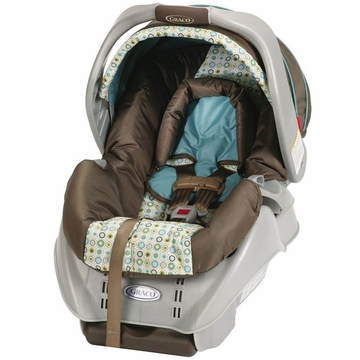 Graco SnugRide 22 Front Adjust Infant Car Seat - Oasis