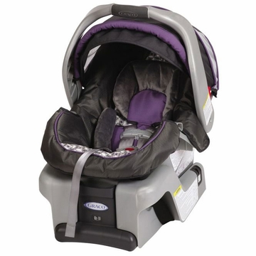 Graco Snugride Classic Connect 30 Front Adjust Infant Car Seat - Brayden
