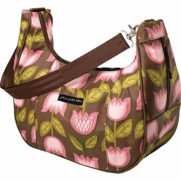 Petunia Pickle Bottom Touring Tote in Heavenly Holland