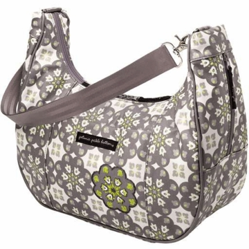 Petunia Pickle Bottom Touring Tote in Misted Marseille