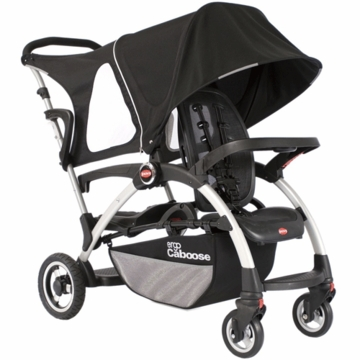 Joovy Ergo Caboose in Black