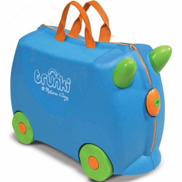 Melissa & Doug Trunki Terrance in Blue