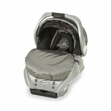 Graco Snug Ride Infant Car Seat 8649MTR Metropolitan