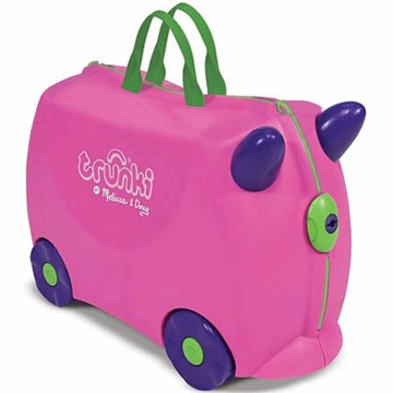 Melissa & Doug Trunki Trixie in Pink