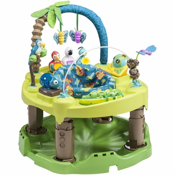 Evenflo Exersaucer Triple Fun Active Learning Center - Life in The Amazon