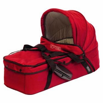 Mountain Buggy Duo Single Carrycot - Chilli Dot