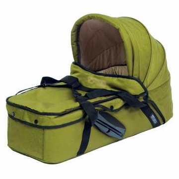 Mountain Buggy Duo Single Carrycot - Moss Dot