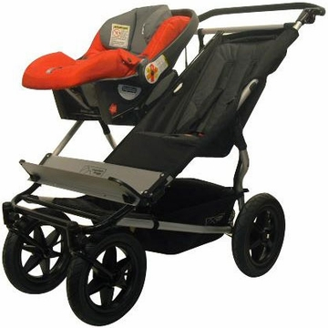 Mountain Buggy Graco Snugride Travel System - Duo