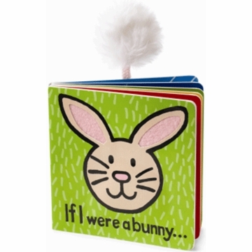 "Jellycat 6"" If I Were a Bunny Book"