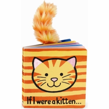 "Jellycat 6"" If I Were A Kitten Book"