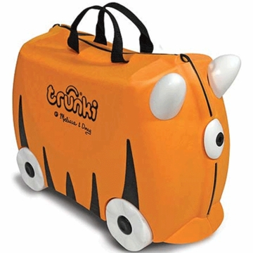 Melissa & Doug Trunki Sunny in Orange
