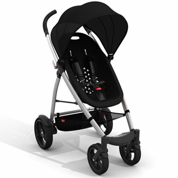 Phil & Teds Smart Buggy - Black