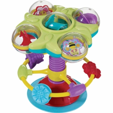 Early Years Spin-Tacular Play  Center