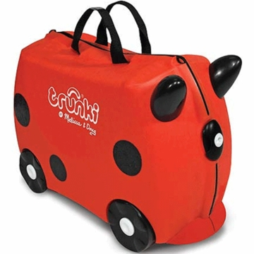 Melissa & Doug Trunki Ruby in Red