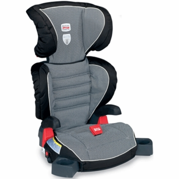 Britax Parkway SGL Booster Seat In Cloudburst