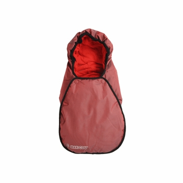 Maxi Cosi Mico Footmuff in Red Flame Reflection