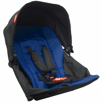 Phil & Teds Explorer Double Kit with Sunhood in Navy