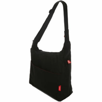 Phil & Teds Diddle Bag with Mini Diddle in Black