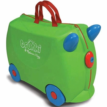 Melissa & Doug Trunki Jade in Green