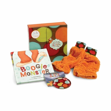 Boogie Monster Dancing Kit