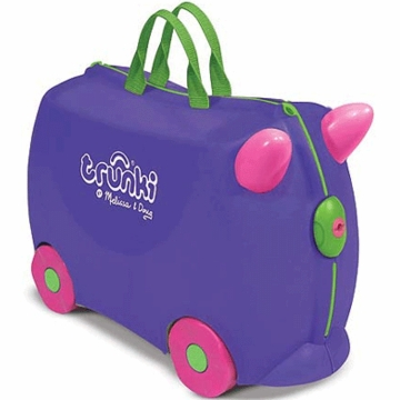 Melissa & Doug Trunki Iris in Purple
