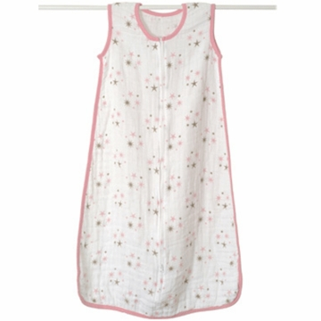 Aden + Anais Muslin Sleeping Bag - Star Light - Ex-Large