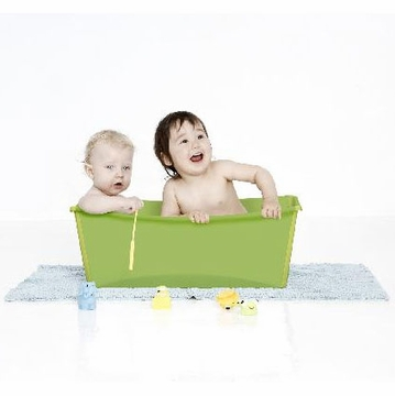 Prince Lionheart Flexi Bath in Green