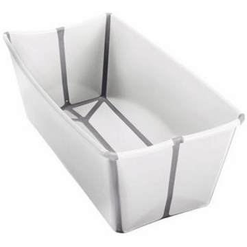 Prince Lionheart Flexi Bath in White