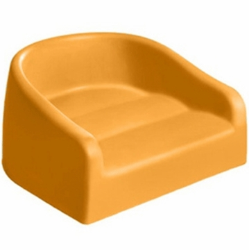 Prince Lionheart Soft Booster Seat Orange