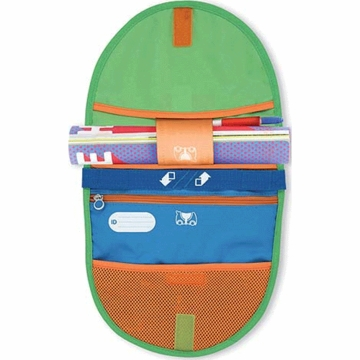 Melissa & Doug Trunki Saddlebag in Blue