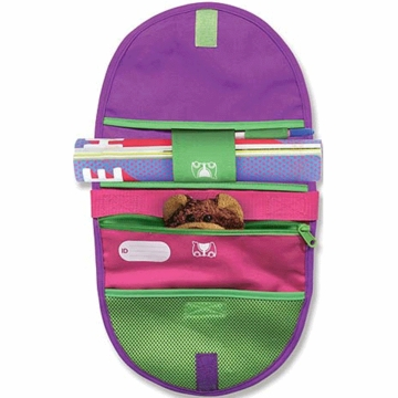 Melissa & Doug Trunki Saddlebag in Pink