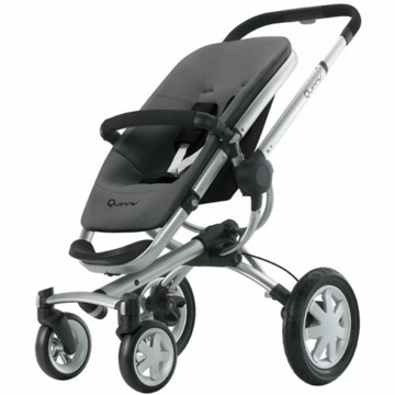 Quinny Buzz 4 Stroller in Black