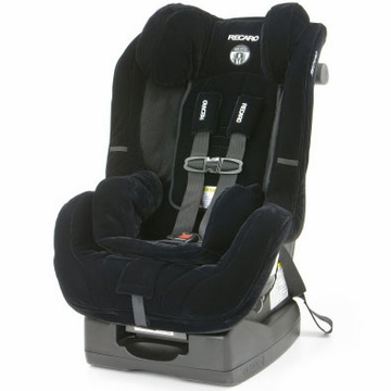 Recaro ProRIDE Convertible Car Seat - Midnight