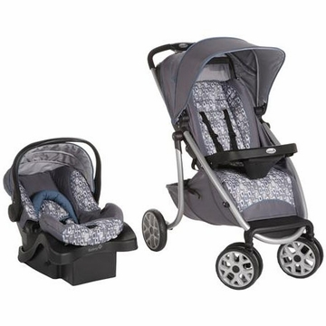 Safety 1st AeroLite Sport Travel System - TR082AON