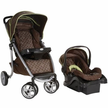 Safety 1st AeroLite Travel System 2009 - TR003ADS
