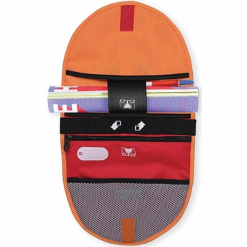 Melissa & Doug Trunki Saddlebag in Orange/Red