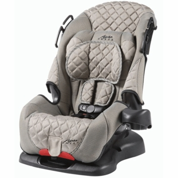 Safety 1st Alpha Omega Convertible Car Seat in Blue Steel