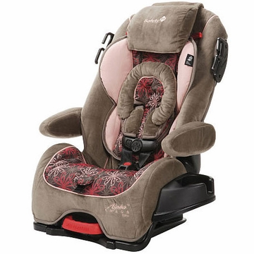 Safety 1st Alpha Omega Elite Convertible Car Seat - 22187SARA