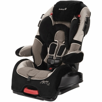 Safety 1st Alpha Omega Elite Convertible Car Seat CC033BMT